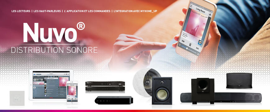 Banner nuvo distribution sonore