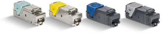 LCS3 kopersysteem RJ45 connectors